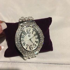 Jimmy crystal New York watch